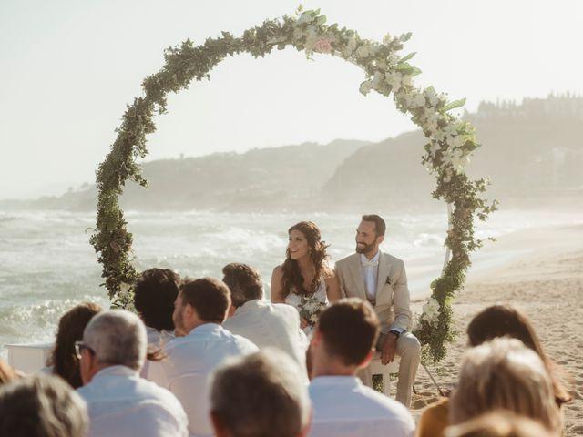 La boda de Oscar y Andrea en Arenys De Mar, Barcelona 104