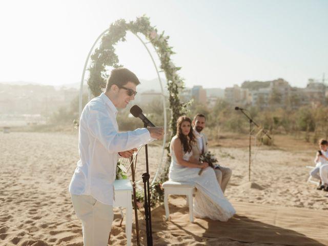 La boda de Oscar y Andrea en Arenys De Mar, Barcelona 105