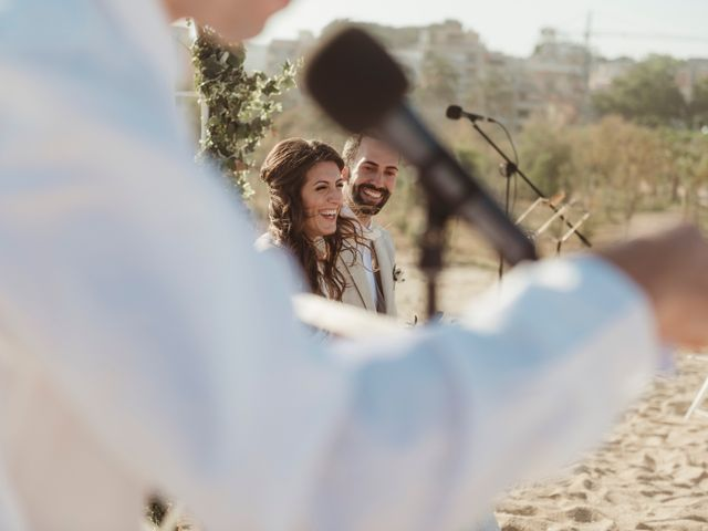 La boda de Oscar y Andrea en Arenys De Mar, Barcelona 106