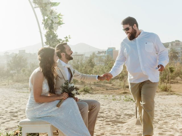 La boda de Oscar y Andrea en Arenys De Mar, Barcelona 107
