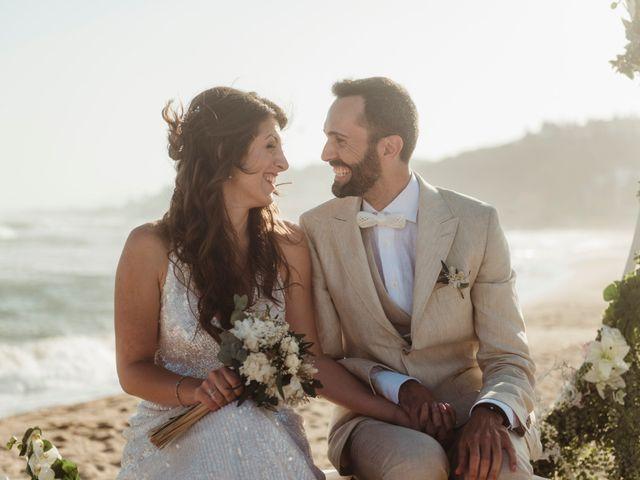 La boda de Oscar y Andrea en Arenys De Mar, Barcelona 108
