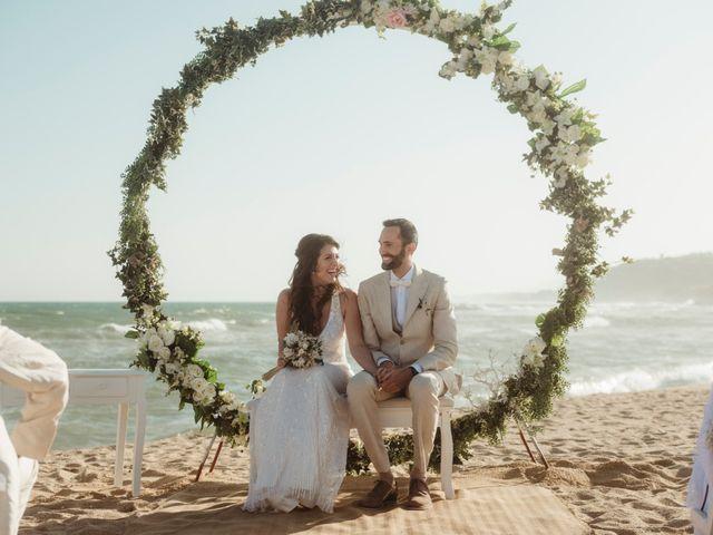 La boda de Oscar y Andrea en Arenys De Mar, Barcelona 112