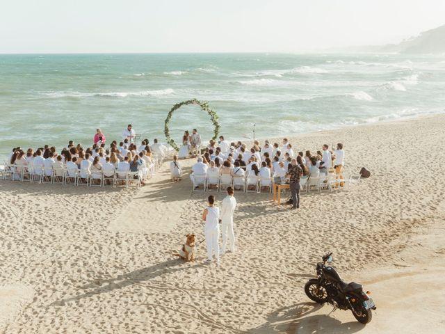 La boda de Oscar y Andrea en Arenys De Mar, Barcelona 113