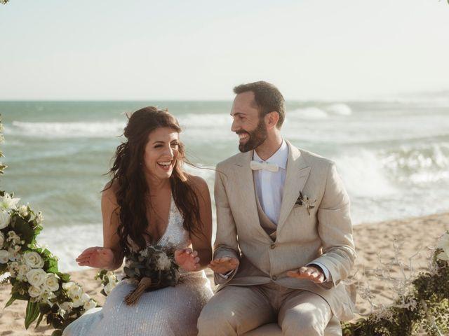 La boda de Oscar y Andrea en Arenys De Mar, Barcelona 116