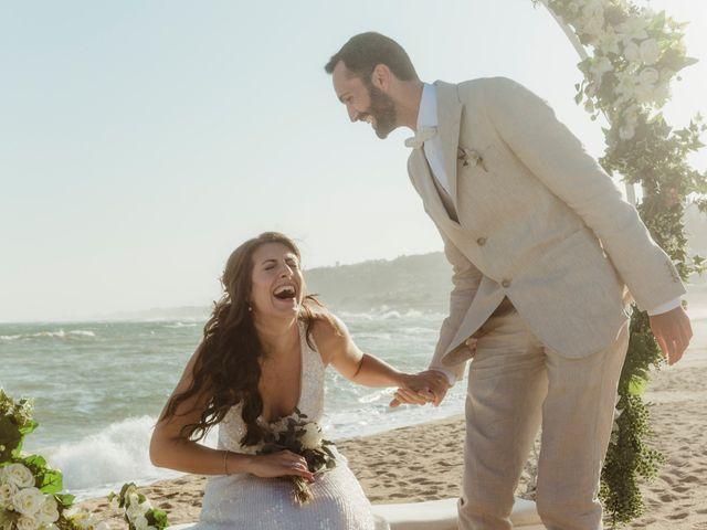 La boda de Oscar y Andrea en Arenys De Mar, Barcelona 117