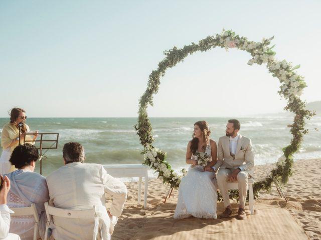 La boda de Oscar y Andrea en Arenys De Mar, Barcelona 118