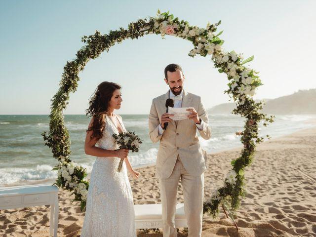 La boda de Oscar y Andrea en Arenys De Mar, Barcelona 120