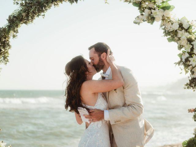 La boda de Oscar y Andrea en Arenys De Mar, Barcelona 122