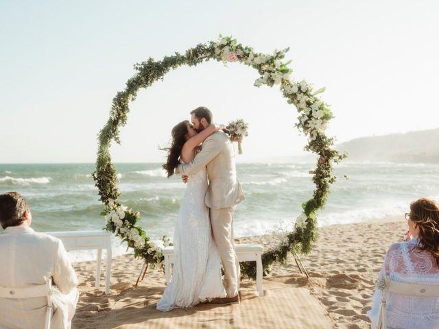 La boda de Oscar y Andrea en Arenys De Mar, Barcelona 123