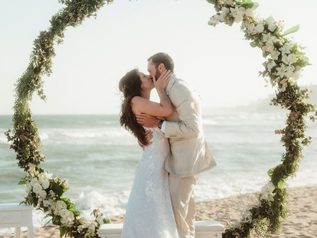 La boda de Oscar y Andrea en Arenys De Mar, Barcelona 124
