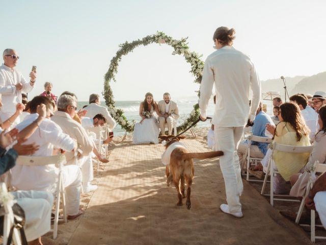 La boda de Oscar y Andrea en Arenys De Mar, Barcelona 126