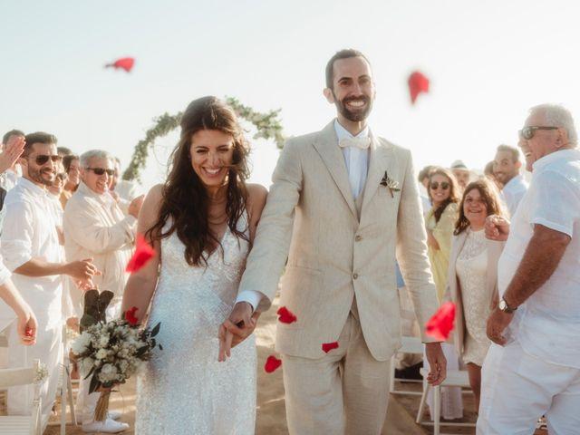 La boda de Oscar y Andrea en Arenys De Mar, Barcelona 130