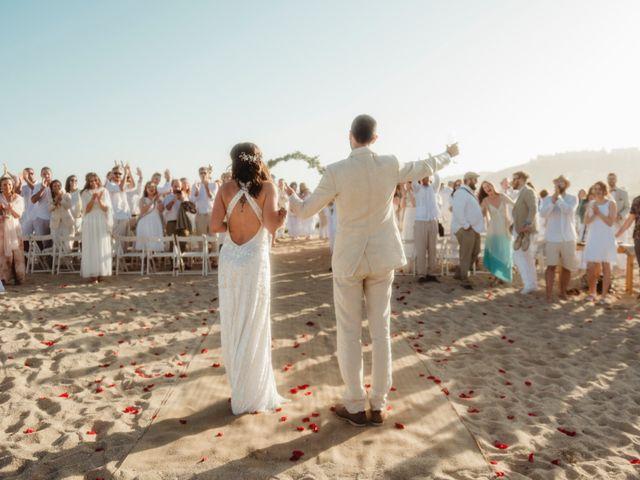La boda de Oscar y Andrea en Arenys De Mar, Barcelona 131
