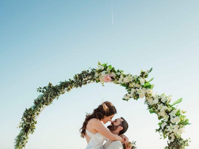 La boda de Oscar y Andrea en Arenys De Mar, Barcelona 1