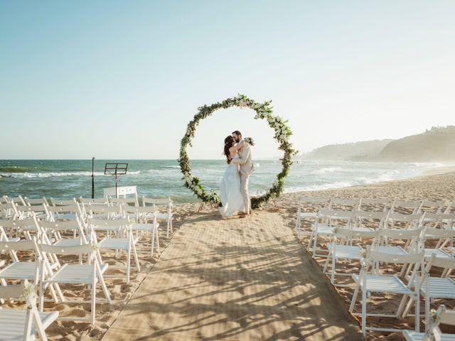 La boda de Oscar y Andrea en Arenys De Mar, Barcelona 135
