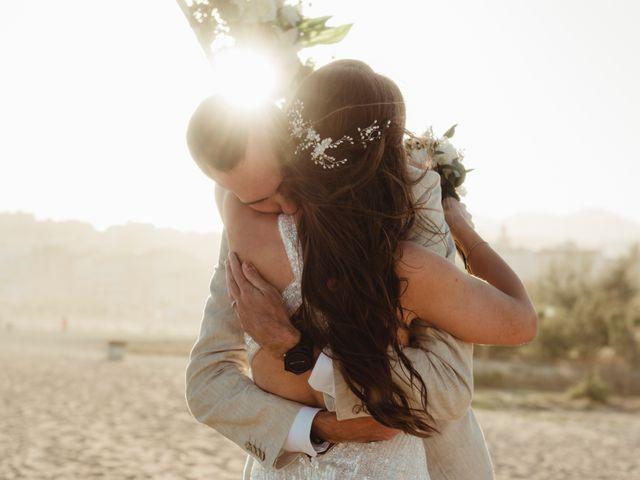 La boda de Oscar y Andrea en Arenys De Mar, Barcelona 136
