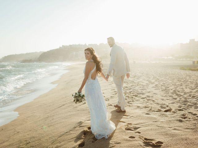 La boda de Oscar y Andrea en Arenys De Mar, Barcelona 138