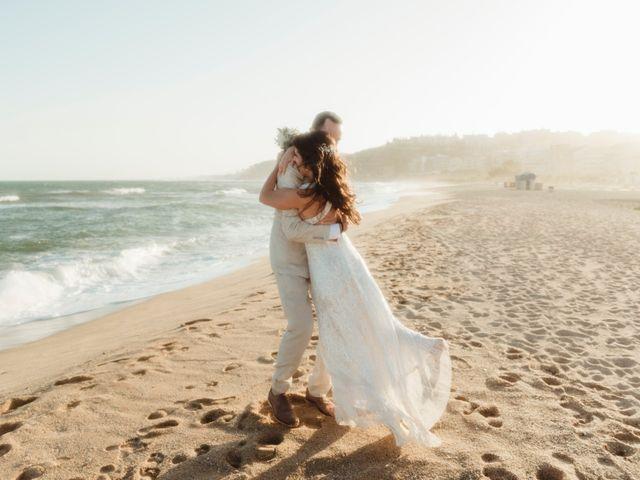 La boda de Oscar y Andrea en Arenys De Mar, Barcelona 140