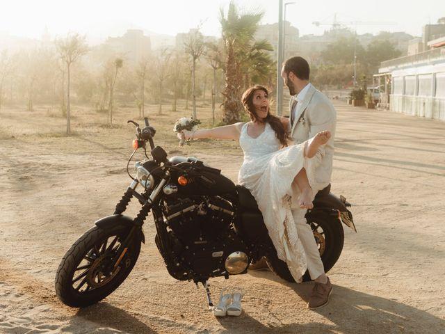 La boda de Oscar y Andrea en Arenys De Mar, Barcelona 142