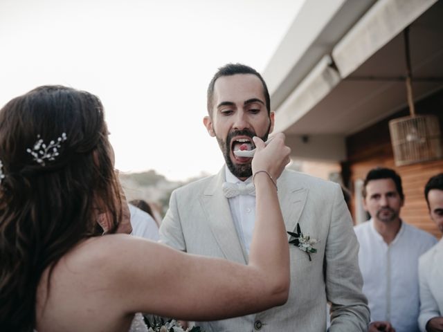 La boda de Oscar y Andrea en Arenys De Mar, Barcelona 152