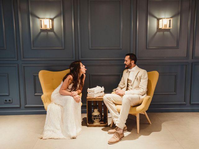 La boda de Oscar y Andrea en Arenys De Mar, Barcelona 157