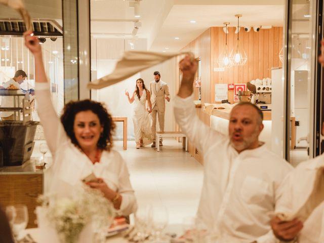 La boda de Oscar y Andrea en Arenys De Mar, Barcelona 158
