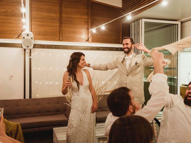 La boda de Oscar y Andrea en Arenys De Mar, Barcelona 160