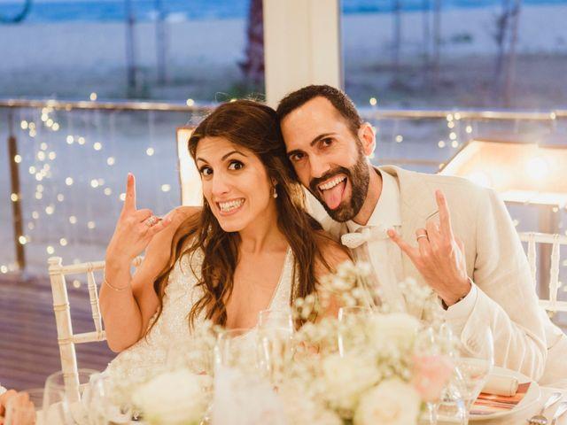 La boda de Oscar y Andrea en Arenys De Mar, Barcelona 161