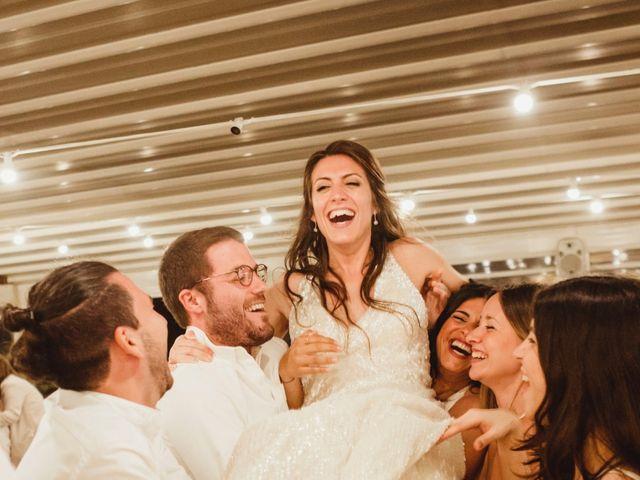 La boda de Oscar y Andrea en Arenys De Mar, Barcelona 162