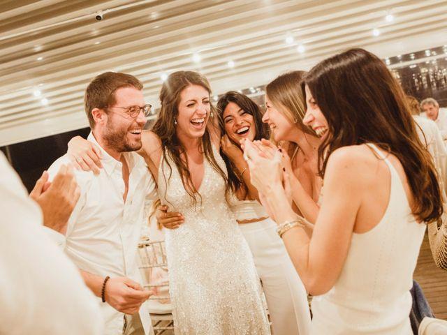 La boda de Oscar y Andrea en Arenys De Mar, Barcelona 163