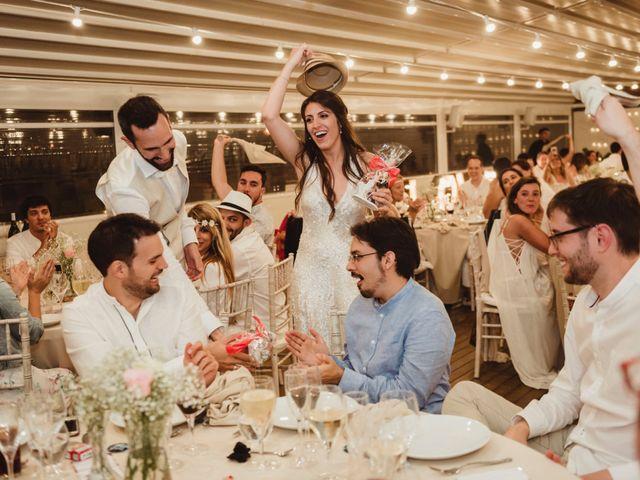 La boda de Oscar y Andrea en Arenys De Mar, Barcelona 166
