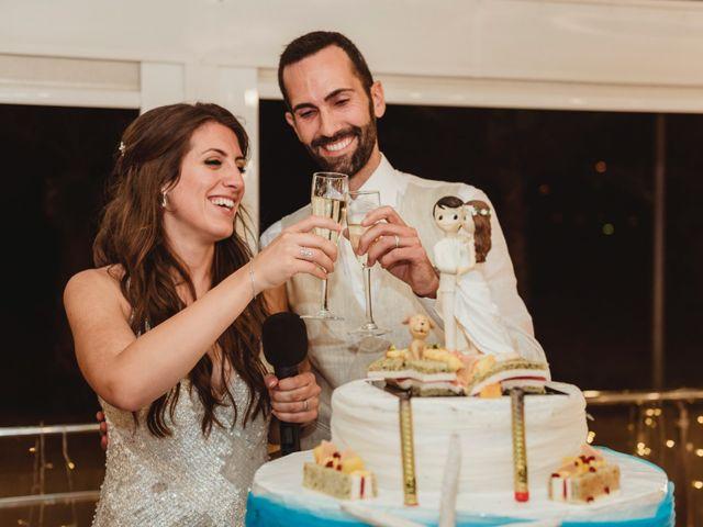 La boda de Oscar y Andrea en Arenys De Mar, Barcelona 168