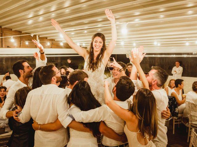 La boda de Oscar y Andrea en Arenys De Mar, Barcelona 170