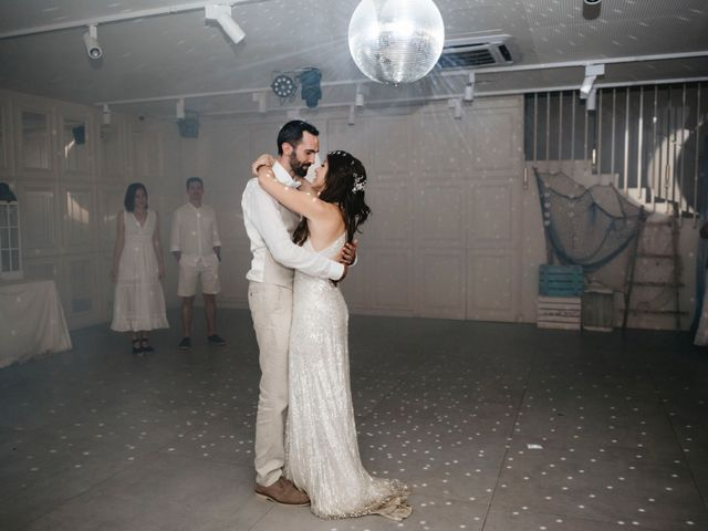 La boda de Oscar y Andrea en Arenys De Mar, Barcelona 171