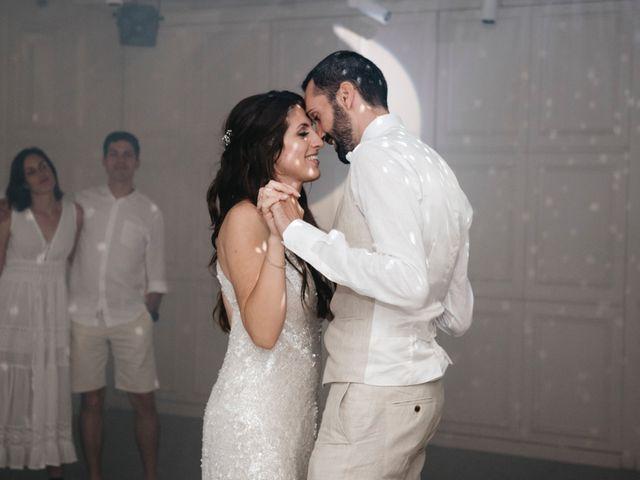 La boda de Oscar y Andrea en Arenys De Mar, Barcelona 172
