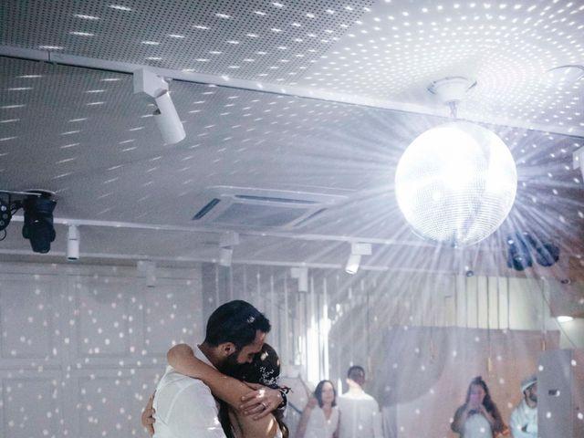 La boda de Oscar y Andrea en Arenys De Mar, Barcelona 174