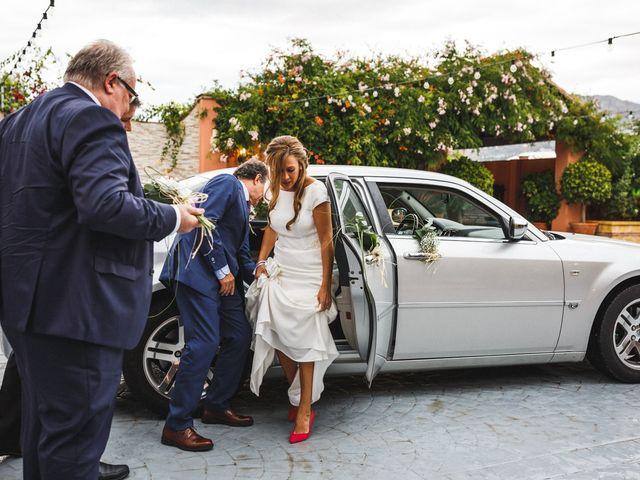 La boda de Jesus y Carla en Fuengirola, Málaga 27