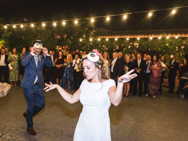 La boda de Jesus y Carla en Fuengirola, Málaga 60