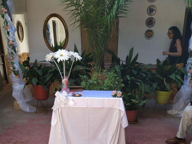 La boda de Alberto y Antonia en Manzanares, Ciudad Real 15