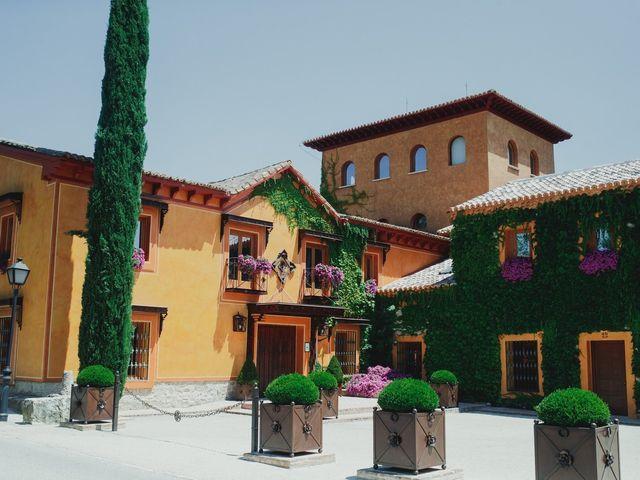 La boda de Luis y Elisa en Torremocha Del Jarama, Madrid 5