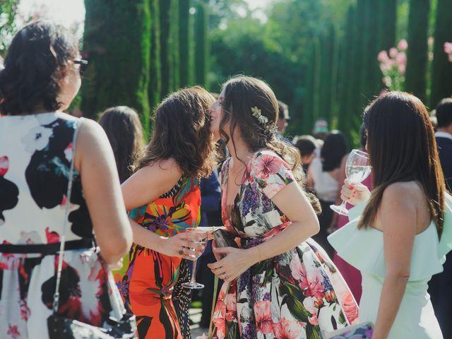 La boda de Luis y Elisa en Torremocha Del Jarama, Madrid 42