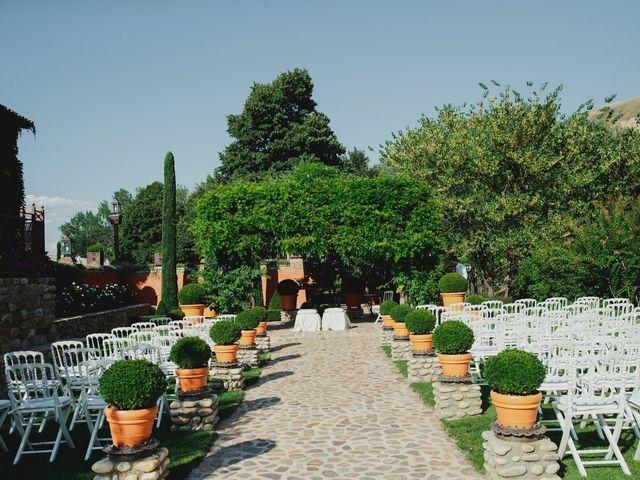La boda de Luis y Elisa en Torremocha Del Jarama, Madrid 43