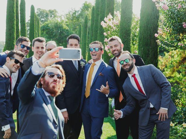 La boda de Luis y Elisa en Torremocha Del Jarama, Madrid 44
