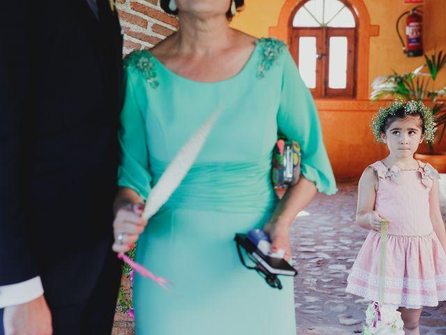 La boda de Luis y Elisa en Torremocha Del Jarama, Madrid 47