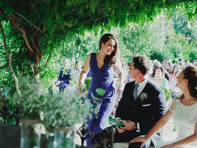 La boda de Luis y Elisa en Torremocha Del Jarama, Madrid 55