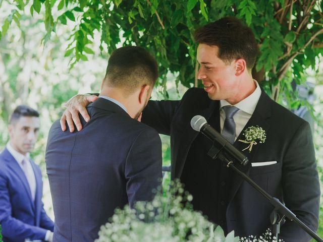 La boda de Luis y Elisa en Torremocha Del Jarama, Madrid 56