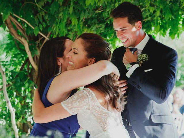 La boda de Luis y Elisa en Torremocha Del Jarama, Madrid 57