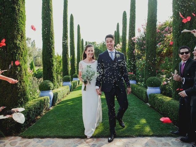 La boda de Luis y Elisa en Torremocha Del Jarama, Madrid 61
