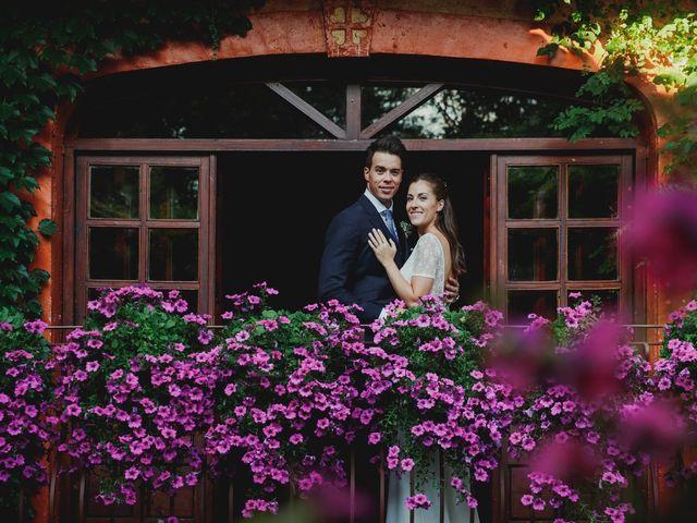 La boda de Luis y Elisa en Torremocha Del Jarama, Madrid 65