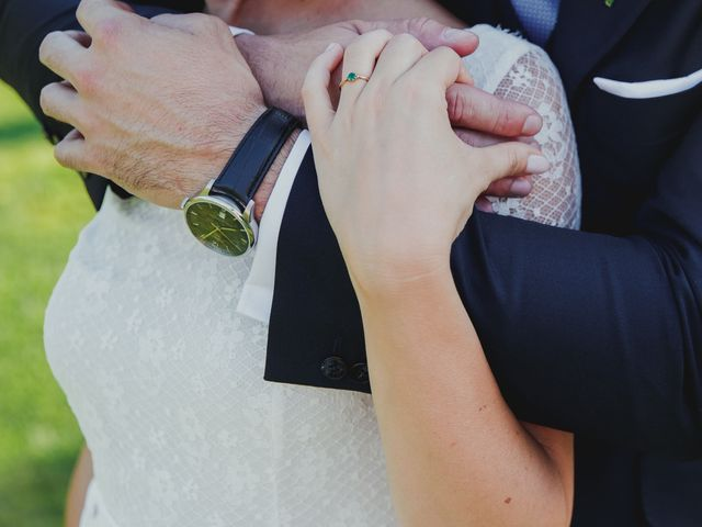 La boda de Luis y Elisa en Torremocha Del Jarama, Madrid 68